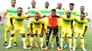 Photo of El-Kanemi Warriors hammer Akwa United to go top and end Promise Keepers unbeaten run