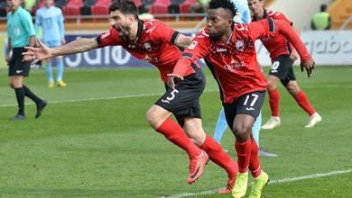 Photo of James Adeniyi scores again in Gabala away win against Keshla