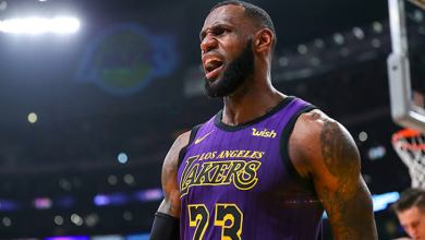 Photo of LeBron, Lakers eliminated from playoff contention
