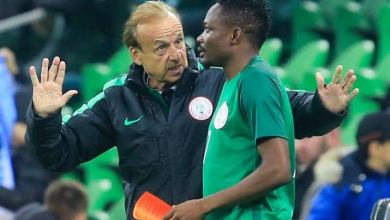 Photo of AFCON U-23 Q: Ahmed Musa promises Olympics Eagles ₦1million per goal against Libya
