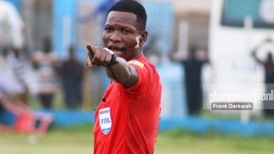 Photo of CAF appoints Daniel Laryea and other Ghanaian officials for Libya vs Nigeria AFCON U-23 qualifiers
