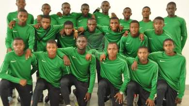 Photo of Olakunle Segun tops the list as Golden Eaglets jet off to Tanzania for U17 AFCON