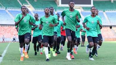 Photo of Golden Eaglets skipper Samson Tijani, others pass age test in Tanzania