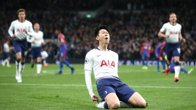 Photo of Son, Eriksen score first goals in Tottenham's new stadium in win against Crystal Palace