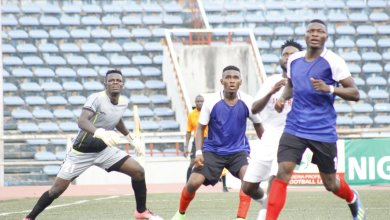 Photo of Solomon Ogbeide and Lobi Stars will continue to fight for maximum points for top 3 finish