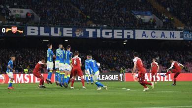 Photo of Napoli 0 Arsenal 1 (0-3 agg): Lacazette stunner sees Gunners coast through