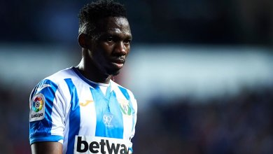 Photo of Kenneth Omeruo focused on Leganes, leaves future talks to Chelsea to determine