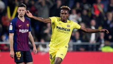 Photo of £54m rated Samuel Chukwueze eyes big club move