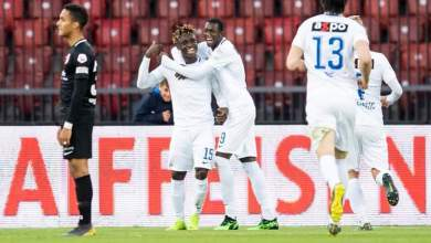 Photo of Stephen Odey's 10th league goal moves Zurich to UEFA Europa League spot