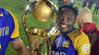 Photo of Ahmed Musa Wins League Title In First Season At Al Nassr