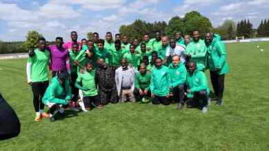 Photo of FIFA U20 World Cup: Flying Eagles Land In Poland