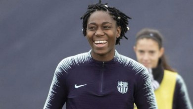 Photo of Oshoala Joins Barcelona On A Permanent Deal