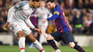 Photo of Asisat Oshoala mocks Van Dijk and Premier League after Lionel Messi inspirational display at Camp Nou