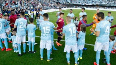 Photo of Celta beat Barcelona to add Balaidos to the rank of Santiago Bernabeu and Anoeta