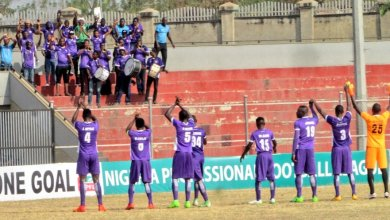 Photo of Chijioke Akuneto's goal helps MFM end 6-game winless run