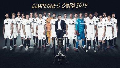 Photo of Valencia Stun Barcelona To Win Copa del Rey Title