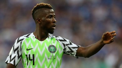 Photo of Iheanacho Not Under Pressure To Play In AFCON