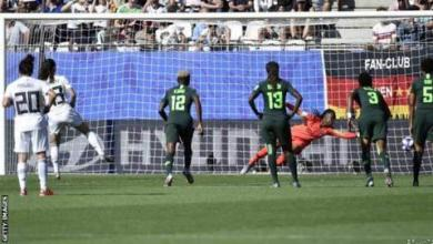 Photo of Super Falcons Exit FIFA Women's World Cup