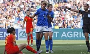 Photo of FIFAWWC: Netherlands, Italy Through To Quarters