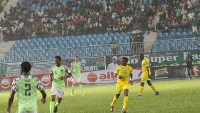 Photo of Super Eagles' Pre-AFCON Send forth Friendly Ends In Stalemate