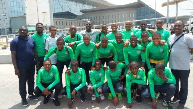 Photo of Future Eagles Arrive Nigeria After Japan's Dream Cup Tournament
