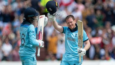 Photo of Morgan hits record 17 sixes as England trounce Afghanistan