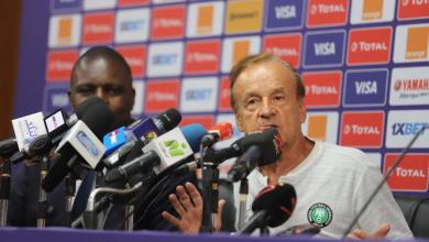 Photo of Rohr lists Ejuke, Zaidu, Alampasu, Onyeka, 22 others for Cote d'Ivoire, Tunisia friendlies
