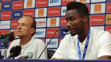 Photo of Mikel: The Objective Is To Win The AFCON