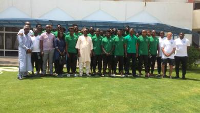 Photo of Nigeria Ambassador Charges Eagles To Lift AFCON Trophy