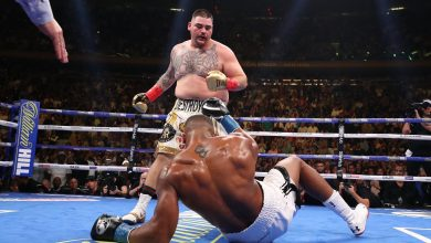 Photo of Andy Ruiz vows to beat Anthony Joshua with ease in the rematch