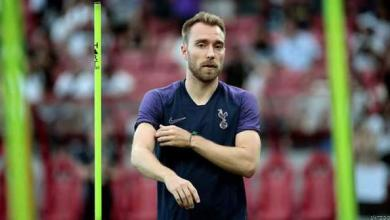 Photo of Atletico Want Eriksen If James Can't Be Gotten