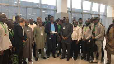Photo of AFCON: Super Eagles Land In Nigeria As Federal Govt Praises Team Outing