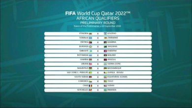Photo of Qatar 2022: CAF Conduct Draw For World Cup Preliminary Qualifier