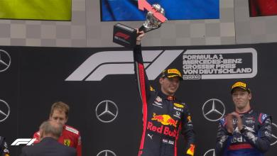 Photo of Max Verstappen claims German Grand Prix for 7th career win