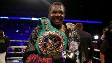 Photo of WBC provisionally suspends Dillian Whyte's status as interim world heavyweight champion