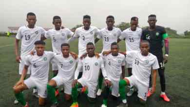 Photo of AAG 2019: Flying Eagles In Friendly Win Over Next Soccer Star All Star