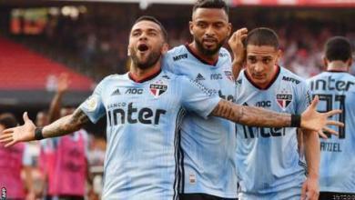 Photo of Debut Goal For Dani Alves In Sao Paulo