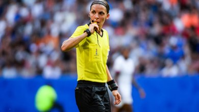 Photo of Female Referee For UEFA Super Cup