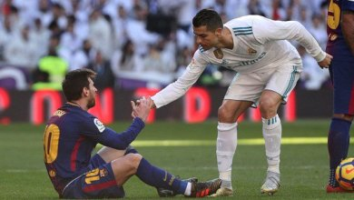 Photo of Ronaldo Hails Messi For Making Him A Better Player