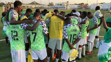 Photo of African Games: Flying Eagles To Battle For Gold After Shootout Win Over Mali