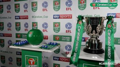 Photo of The Full Carabao Cup Third Round Draw