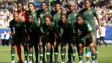 Photo of Tokyo 2020: Super Falcons To Regroup For Cote D'Ivoire