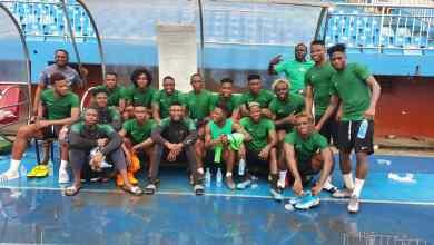 Photo of U23 AFCON: Olympic Eagles begin training in Asaba