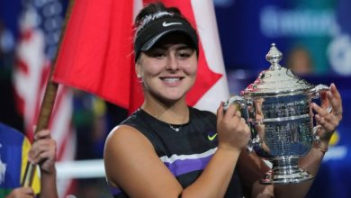 Photo of US Open 2019: Serena Williams made to wait again as Bianca Andreescu blitzes to her first grandlsam