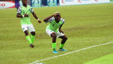 Photo of Nigeria 5 Sudan 0 (Agg 5-1): Olympics Eagles qualify for 2019 Africa U23 Nations Cup
