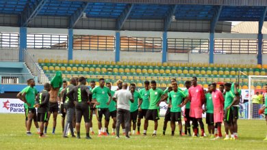 Photo of NFF hails Olympic Eagles as National Teams' impressive streak continues