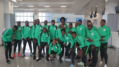 Photo of CHAN: Eagles To Arrive Nigeria Today