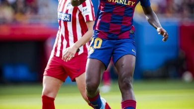 Photo of Oshoala Hits Brace In Barcelona's Big Win Over Atletico