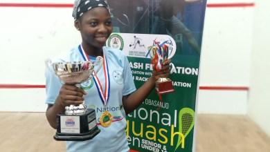 Photo of Rofiat Abdulazeez Crowned Womens Champion At 2nd Chief Olusegun Obasanjo National Squash Open