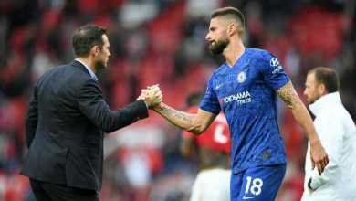 Photo of Giroud has no regret leaving Arsenal for Chelsea but disagrees with Lampard's decision to start Abraham instead of him
